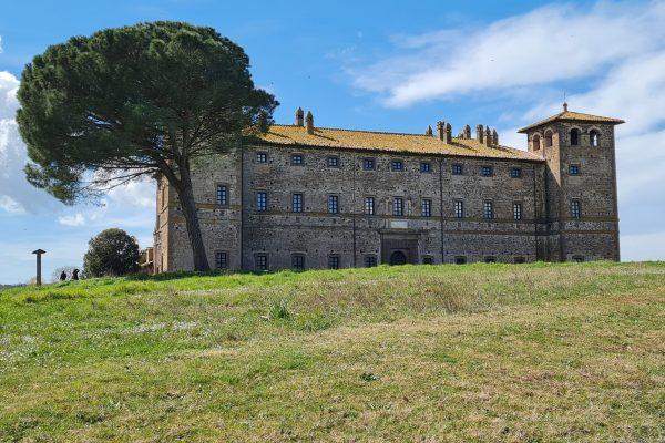 Castello Roccarespampani